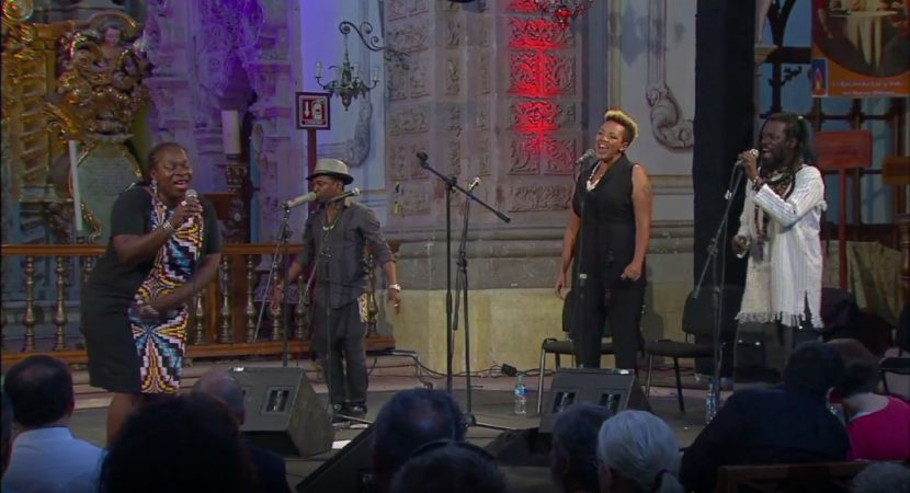 Wonsono - Live at Cervantino Festival 2016, Mexico (Video)